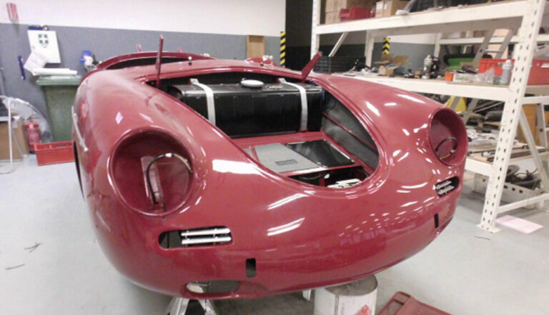 356 Roadster Red Montage 6