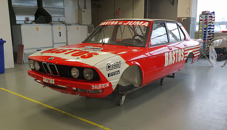 Bmw528 Groupa 7