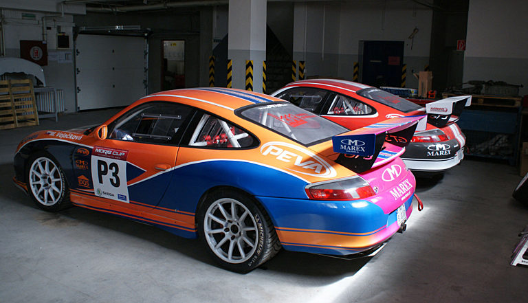 996 Gt3 Cup Rally 4